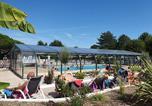 Camping avec Piscine Vaux-sur-Mer - Camping Le Nauzan Plage -3