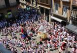 Location vacances Pamplona - Apartamento Mercaderes-4