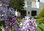 Hôtel Saint-Pastour - Chambres d'hôtes Le Cartounier-1