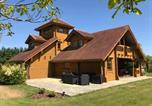 Location vacances Criquetot-sur-Longueville - Norman Xxl Cottage 3 stars 15' drive to the beach !-1