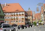 Hôtel Feuchtwangen - Hotel-Restaurant &quote;Fränkischer Hof&quote;-1