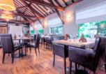 Hôtel Roncq - Logis Hôtel Restaurant Des Acacias-4