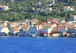 Location vacances Vis - Apartments by the sea Vis - 8874-1