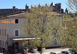 Hôtel Carcassonne - B&B Bloc G-1