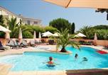 Villages vacances Saint-Tropez - Résidence Odalys Caesar Domus-1