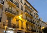 Location vacances Cannes - Superbe 3 pièces refait à neuf classé 4 étoiles avec ascenseur et balcon à pied de la plage et du palais des festivals-4