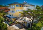 Location vacances Pinamar - Dos Mareas Home Apart-1