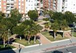 Location vacances Almería - &quote;Wanderlust Almeria&quote; Apartamento Fabuloso 1 Dormitorio-4