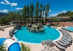 Camping avec Piscine Antibes - Camping Saint Louis-1