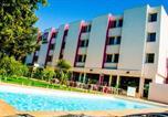 Hôtel Palavas-les-Flots - Best Western Hotelio Montpellier Sud-1