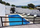 Location vacances San José del Valle - Chalet with 3 bedrooms in Algar with wonderful mountain view private pool enclosed garden-1