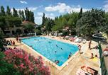 Camping avec Ambiance club Hérault - Camping Le Rebau-1