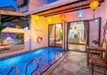 Location vacances  Vietnam - Private 2 bedrooms pool villa - Tan Thanh Beach-1