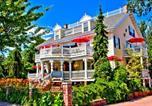 Hôtel Cedar City - Big Yellow Inn-1