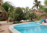 Hôtel Mali - Vue de l'Esplanade-2