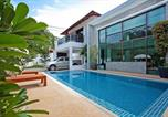Location vacances Chalong - Chalong Sunshine Villa-1