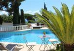Hôtel Ajaccio - Villa Santa Monica-3