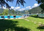 Location vacances Porto Ceresio - Lugano lake's luxury residence-1