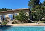 Hôtel Nans-les-Pins - Les Manaux en Provence-1