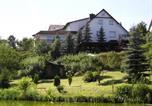 Location vacances Mrągowo - Pensjonat Edyta-2