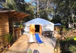Location vacances Forcalqueiret - Yourte en Provence-1