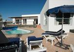 Location vacances Tías - Casa Togio - Wonderful 3 bedroom villa - Short stroll to beach and promenade-2