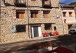 Location vacances Castielfabib - Casa Rural y Albergue Tormon-1
