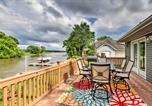 Location vacances Sparta - Private Waterfront Mississippi River Home!-3