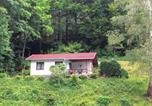 Location vacances Masserberg - Secluded holiday home in Lichtenau Thuringia with private garden-2