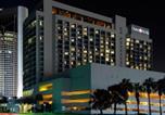 Hôtel Corpus Christi - Omni Corpus Christi Hotel-2
