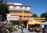 Hôtel Unteriberg - Adrenalin Backpackers Hostel-1