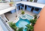 Hôtel Granada - Hotel Las Palmas Granada-1
