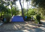 Camping avec Hébergements insolites Fouras - Huttopia Chardons Bleus - Ile de Ré-2