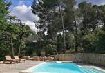 Location vacances Entrechaux - Le Soleil du Ventoux-1