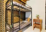 Hôtel Indonésie - Bilik Bamboo Hostel-4