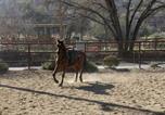 Location vacances  États-Unis - Kaweah River Horse and Guest Ranch - Spa Bath Room-3