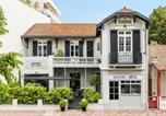Hôtel 4 étoiles Arès - Hotel Home Arcachon-1