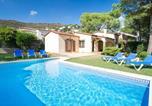 Location vacances Calonge - Holiday Home Casa Micalo-1