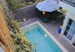 Location vacances Denpasar - The Green Home Villa Sanur-2