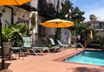 Hôtel Santa Barbara - Villa Rosa Inn-1