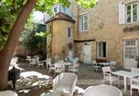Hôtel Beaune - Les Remparts Hôtels et Demeures Historiques-1