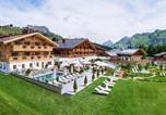Hôtel Lech - Burg Vital Resort-1
