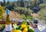 Location vacances Orbetello - Villa Amélie - Villa per 8 persone a Ansedonia con splendida vista mare-2