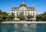 Hôtel Küsnacht - Eden Au Lac-3