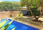 Location vacances Binissalem - Sa Llimonera de Binissalem, casa con piscina ideal familias, 6 dormitorios-4