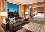 Hôtel Toronto - Sheraton Centre Toronto Hotel-3