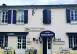 Hôtel Villandraut - Logis Auberge La Cremaillere-1