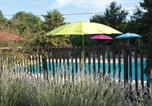 Location vacances Bournel - Lovely 4-Bed House in Lacapelle Biron-1
