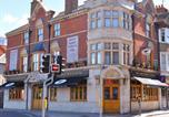 Hôtel Weymouth - The Somerset House Hotel & Handmade Pie House-1