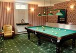 Hôtel Kaliningrad - Cherepaha Hotel-2